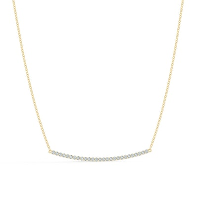 A Fine Line Necklace