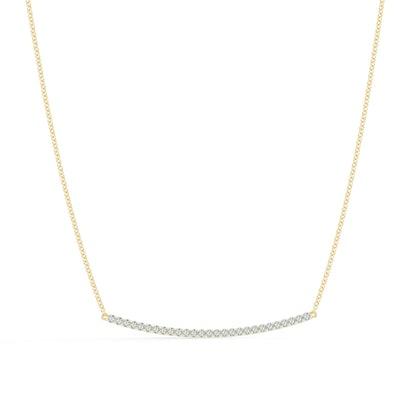 A Fine Line Necklace