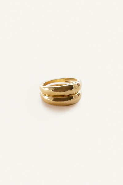 Double Dare To Love Dome Ring