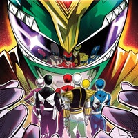 New Green Ranger in 'Power Rangers' comics has two hidden Easter eggs