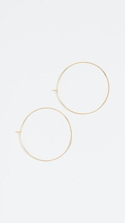 Suki Hoop Earrings