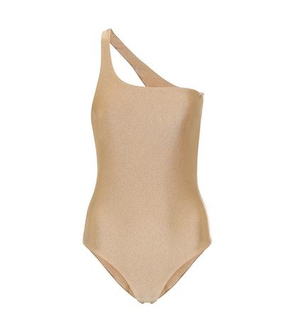 Evolve One-Shoulder Swimsuit