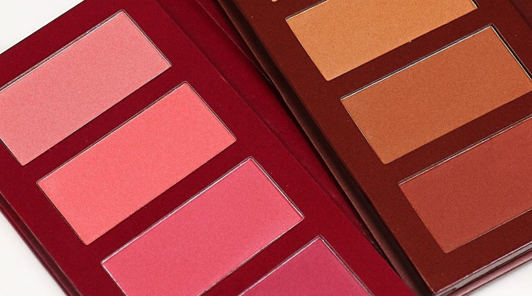 Ace Beaute's new Blushed In Paradise palette joins the twin bronzer palette