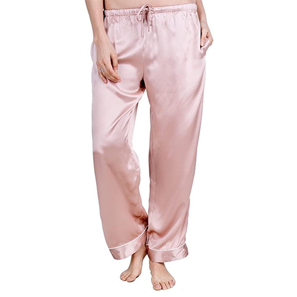 OSCAR ROSSA 100% Silk Pajamas Pants