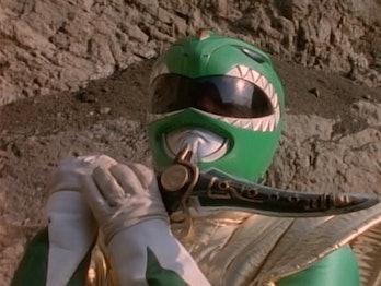 Power Rangers Green Ranger