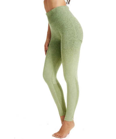 Aoxjox Seamless Ombre Leggings