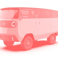 The eBussy is a modular electric vehicle with massive strength