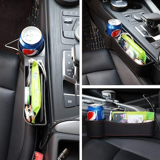 Power Tiger Car Accessories Seat Gap Filler with USB