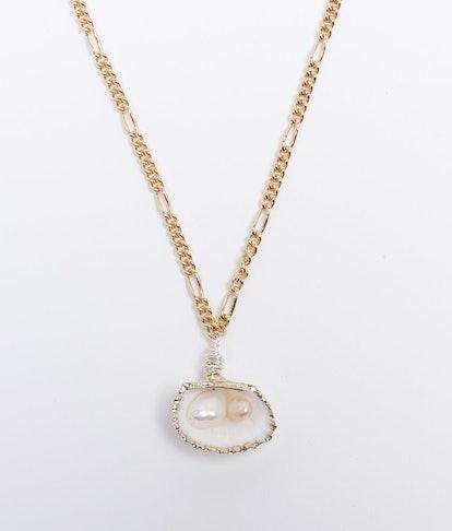 Drop It Like It's Hot Shell Necklace