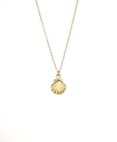 Tiny Shell Necklace