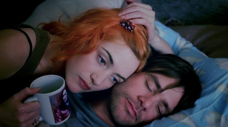 Kate Winslet and Jim Carrey Eternal Sunshine of the Spotless Mind