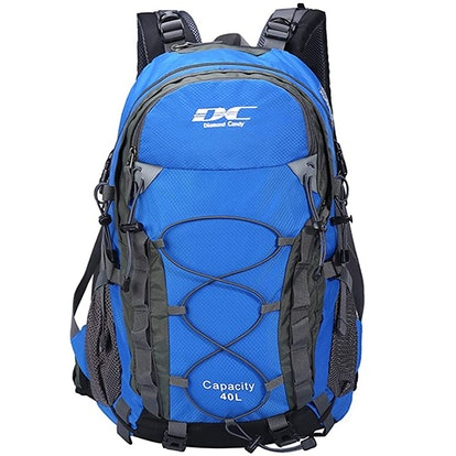 Diamond Candy Waterproof Hiking Backpack
