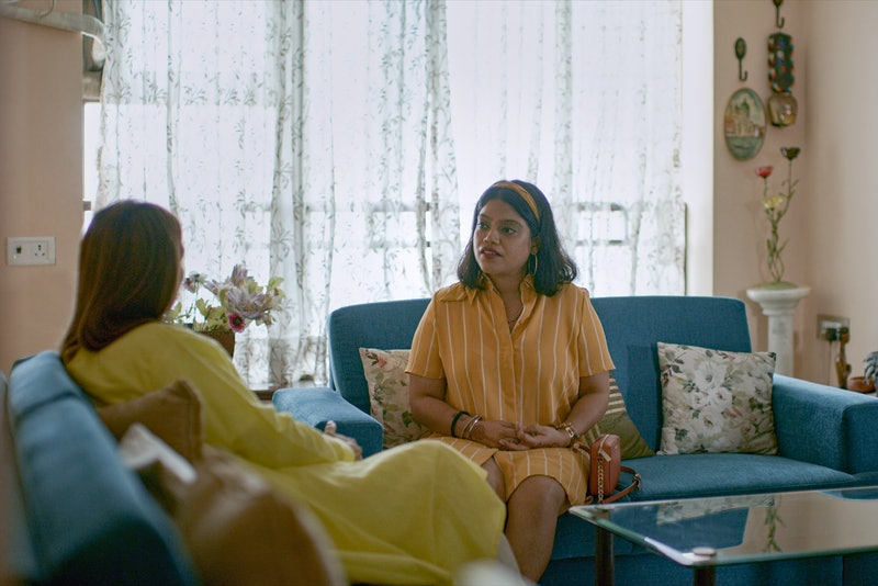 Ankita in Indian Matchmaking via the Netflix press site