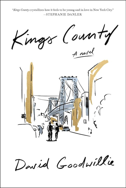 Kings County David Goodwillie book cover
