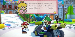 Paper Mario: The Origami King: 6/10