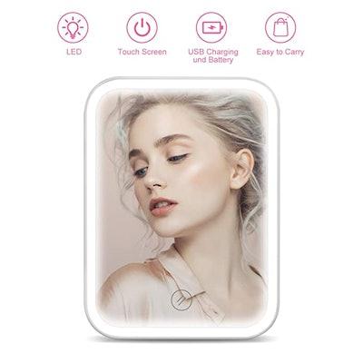 HOCOSY Makeup Mirror with Lights