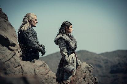 'Witcher' prequel ordered at Netflix (via Netflix press site)