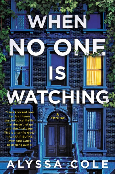 'When No One Is Watching' by Alyssa Cole