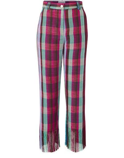 Okatu Fringed Trousers