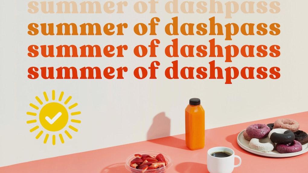 DoorDash's Summer of DashPass Deals include BOGO Chipotle