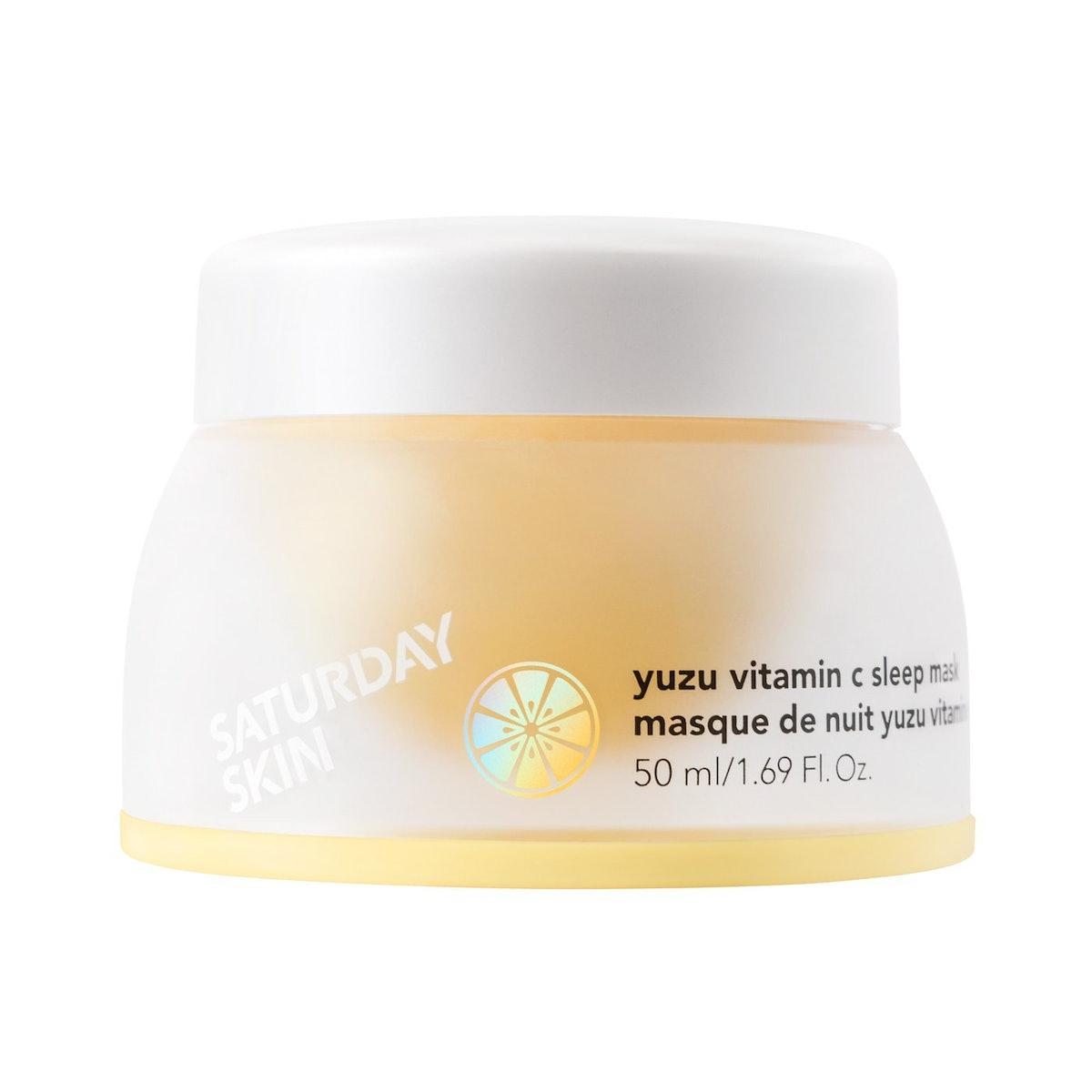 Yuzu Vitamin C Sleep Mask
