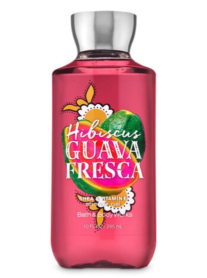 Hibiscus Guava Fresca Shower Gel