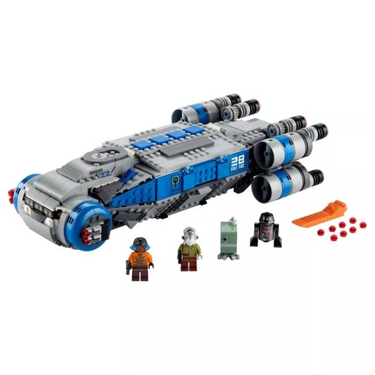target star wars galaxy's edge lego set