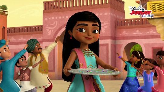 "Disney Junior is celebrating the traditional Hindu holiday of Raksha Bandhan in an upcoming episode of ""Mira, Royal Detective."""
