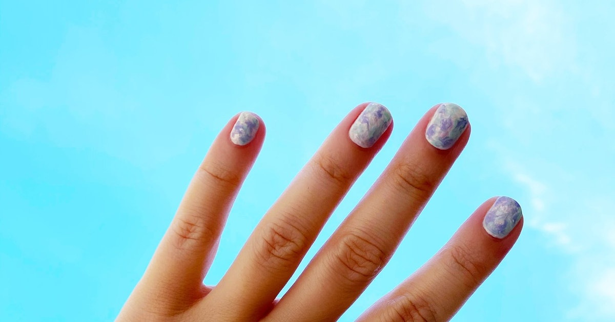 5 August Nail Designs To End The Summer Off Right — & Bright