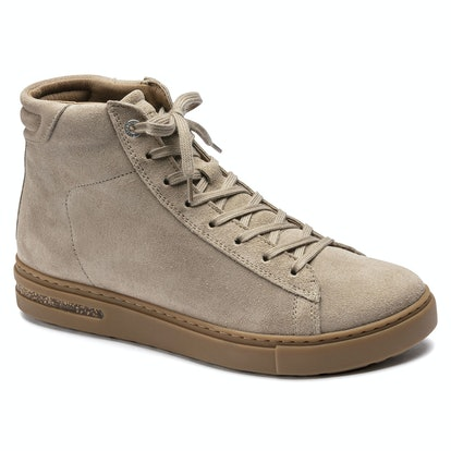 Bend Mid - Suede Leather (Taupe)