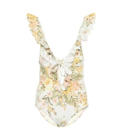 Amelie Floral Swimsuit