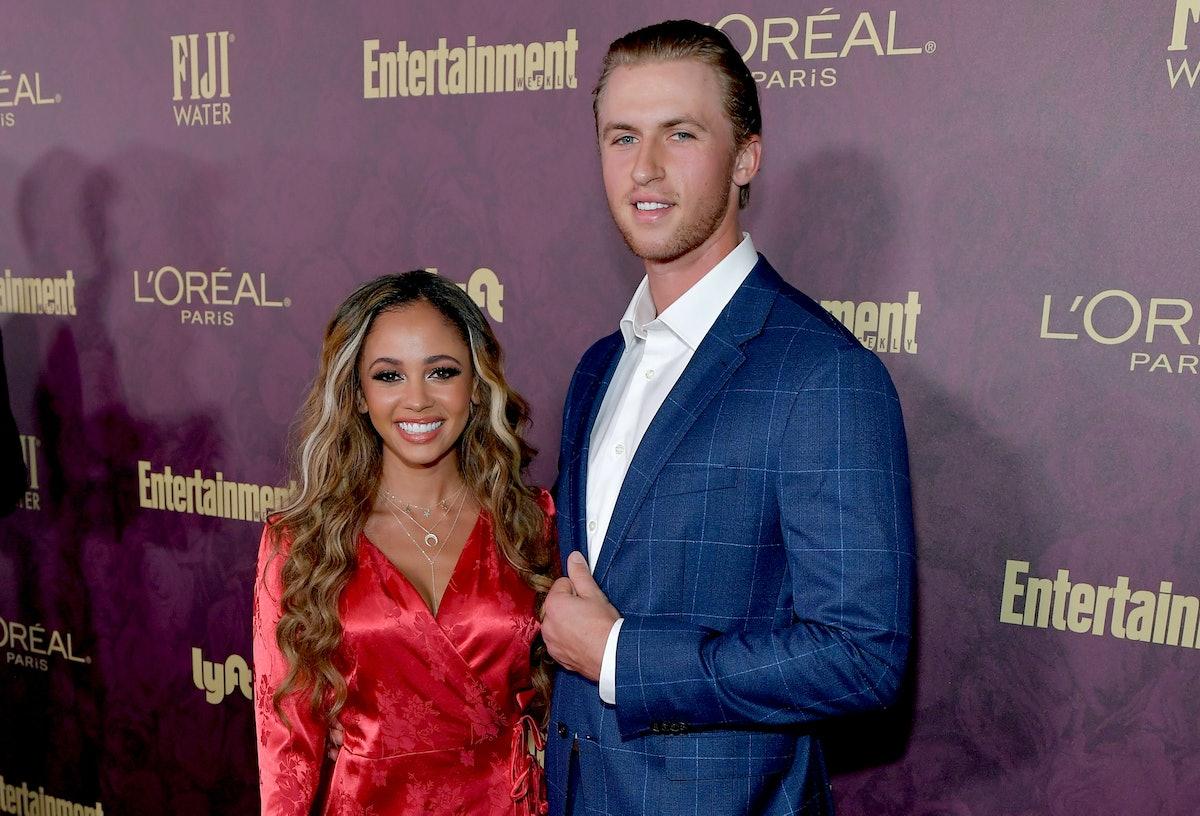 Vanessa Morgan & Michael Kopech's relationship timeline is quite a whirlwind.