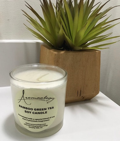 Bamboo Green Tea Soy Candle