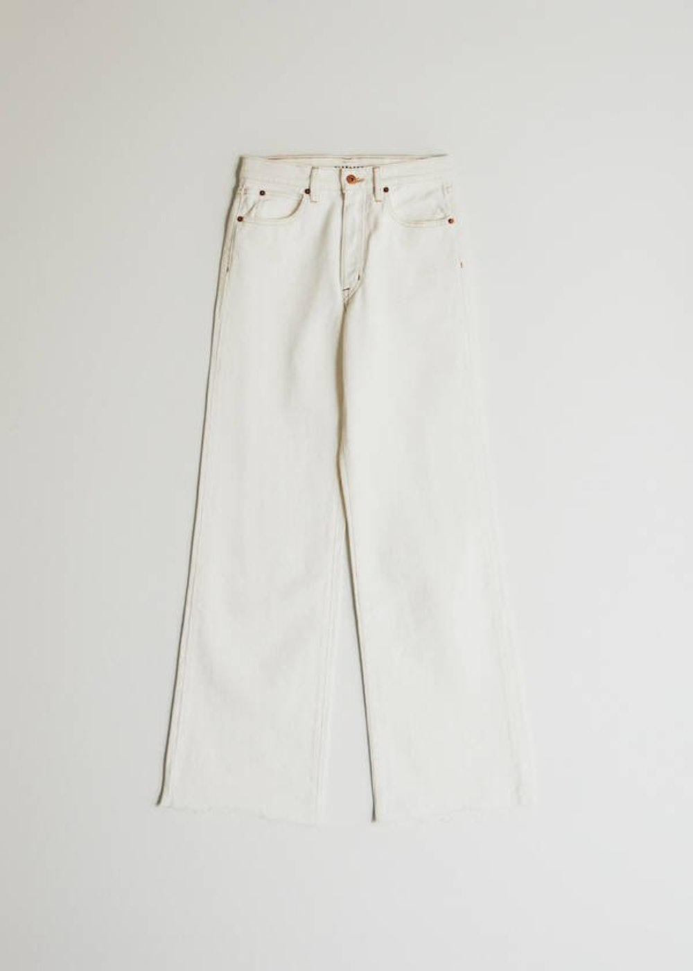 Grace Wide Jean in Natural