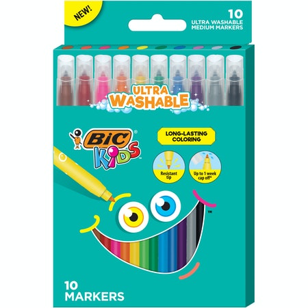 BIC Washable Coloring Markers (Set Of 2)