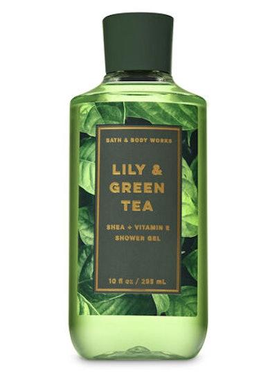 Lily & Green Tea Shower Gel