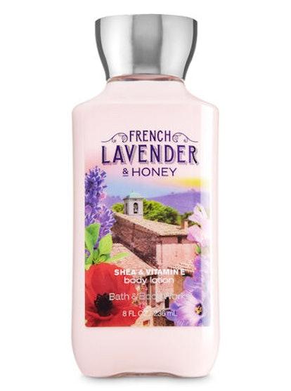 French Lavender & Honey Body Lotion