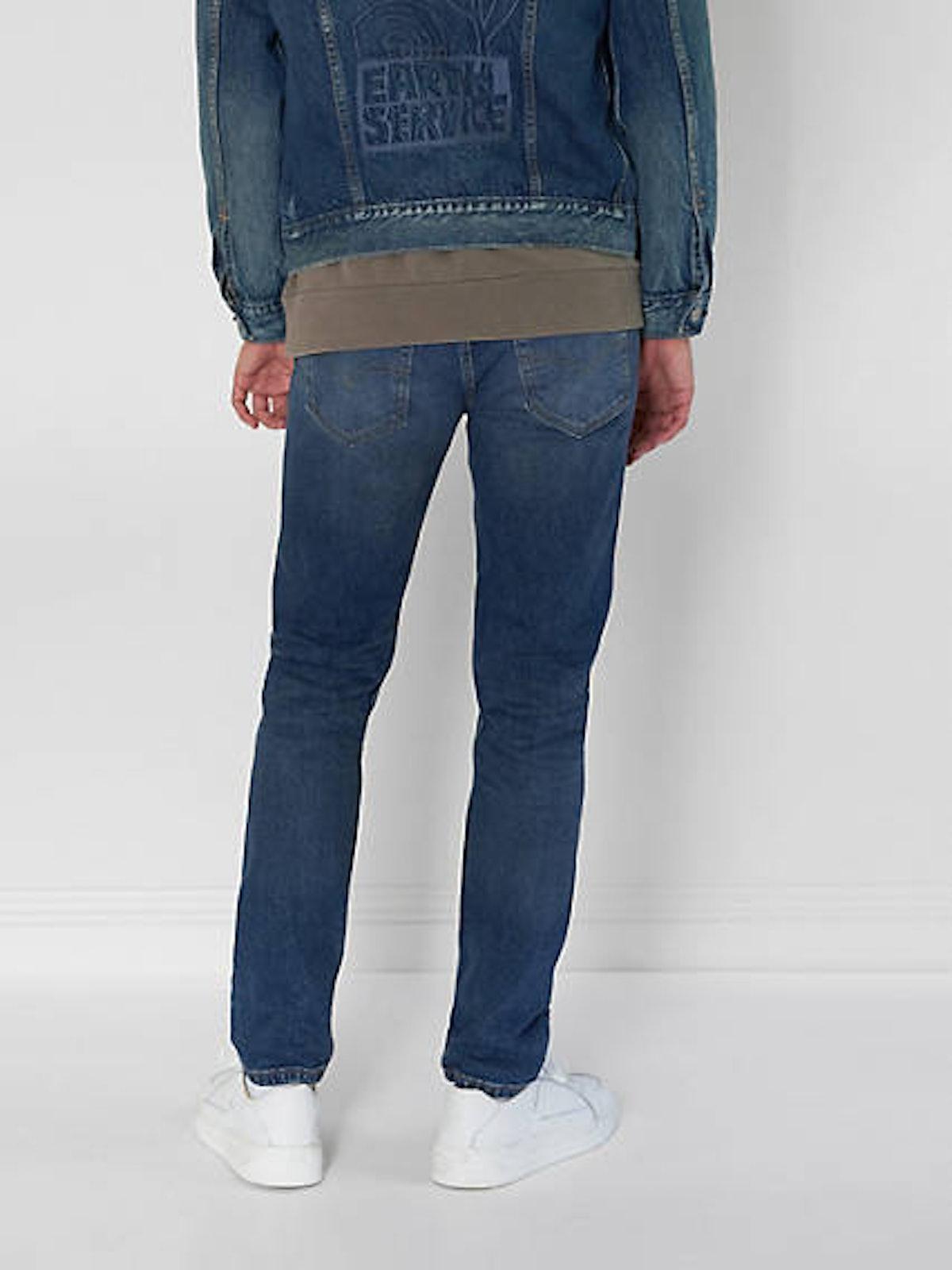 WellThread 502 Taper Fit Men's Jeans