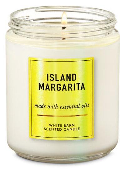 Island Margarita Single Wick Candle
