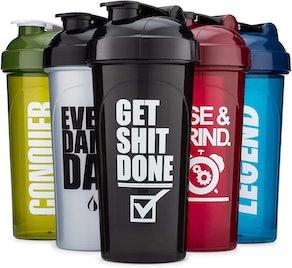 Hydra Cup OG Shaker Bottles (5-Pack)