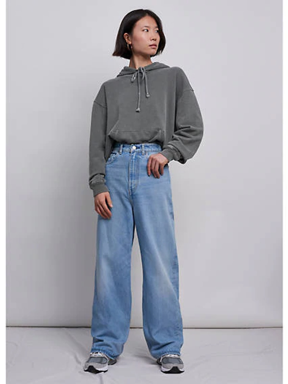 WellThread High Loose Women's Jeans