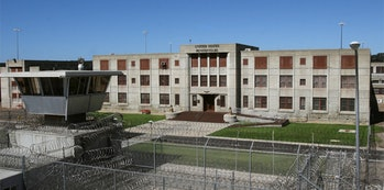 US Penitentiary Lompoc, a medium-security facility in California, has been particularly struck by coronavirus.