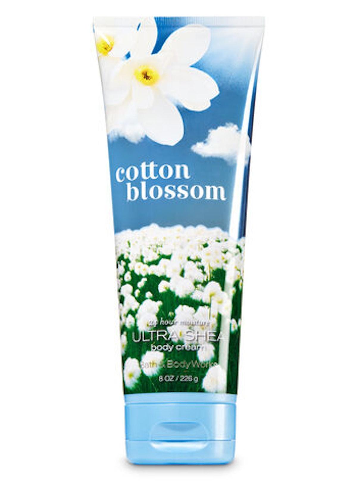 Cotton Blossom Ultra Shea Body Cream