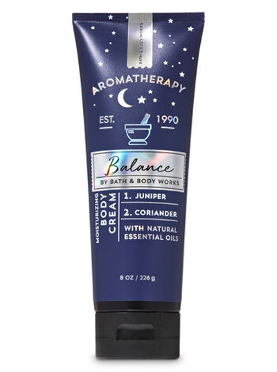 Juniper Coriander Aromatherapy Body Cream