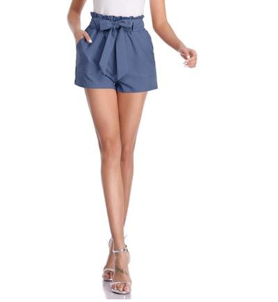 Freeprance Paper Bag Shorts