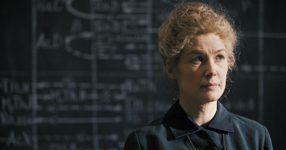 'Radioactive' director Marjane Satrapi on Marie Curie, comics, and Trump