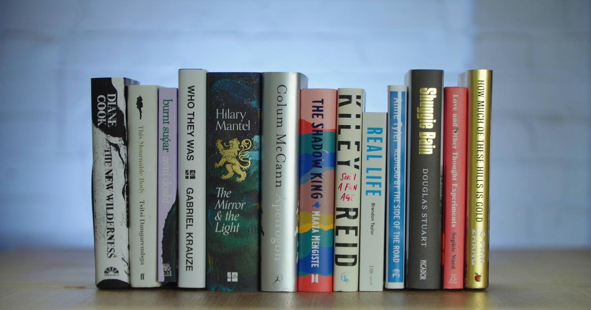 8 Debut Novelists & 9 Women Feature In The 2020 Booker Prize Longlist