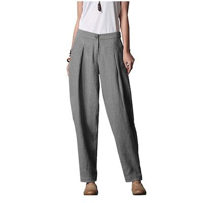 Minibee Linen Pants