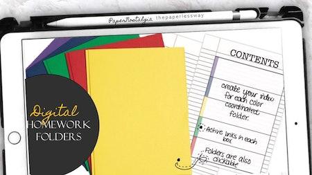 Digital Pocket Folders, The Paperless Way