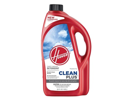 Hoover CleanPlus Concentrated Solution Formula